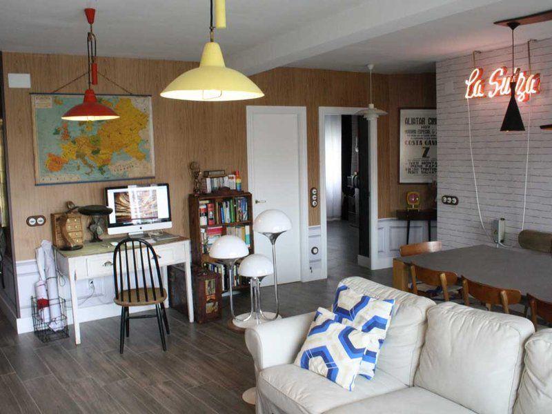 Un apartamento con mucho estilo y moda