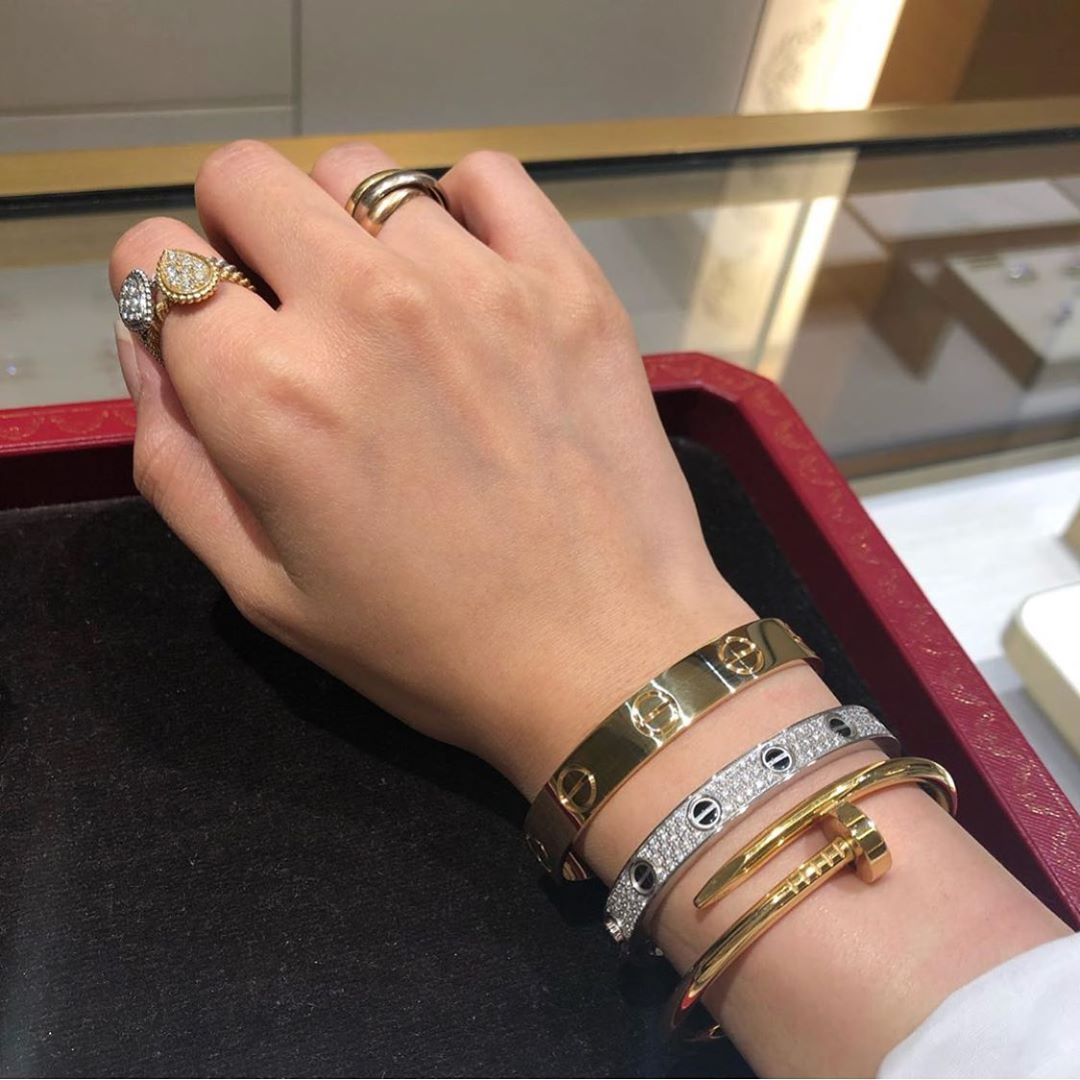 Best Online Business Management Programs Cartier Love Bracelet Love Bracelets Cartier Love