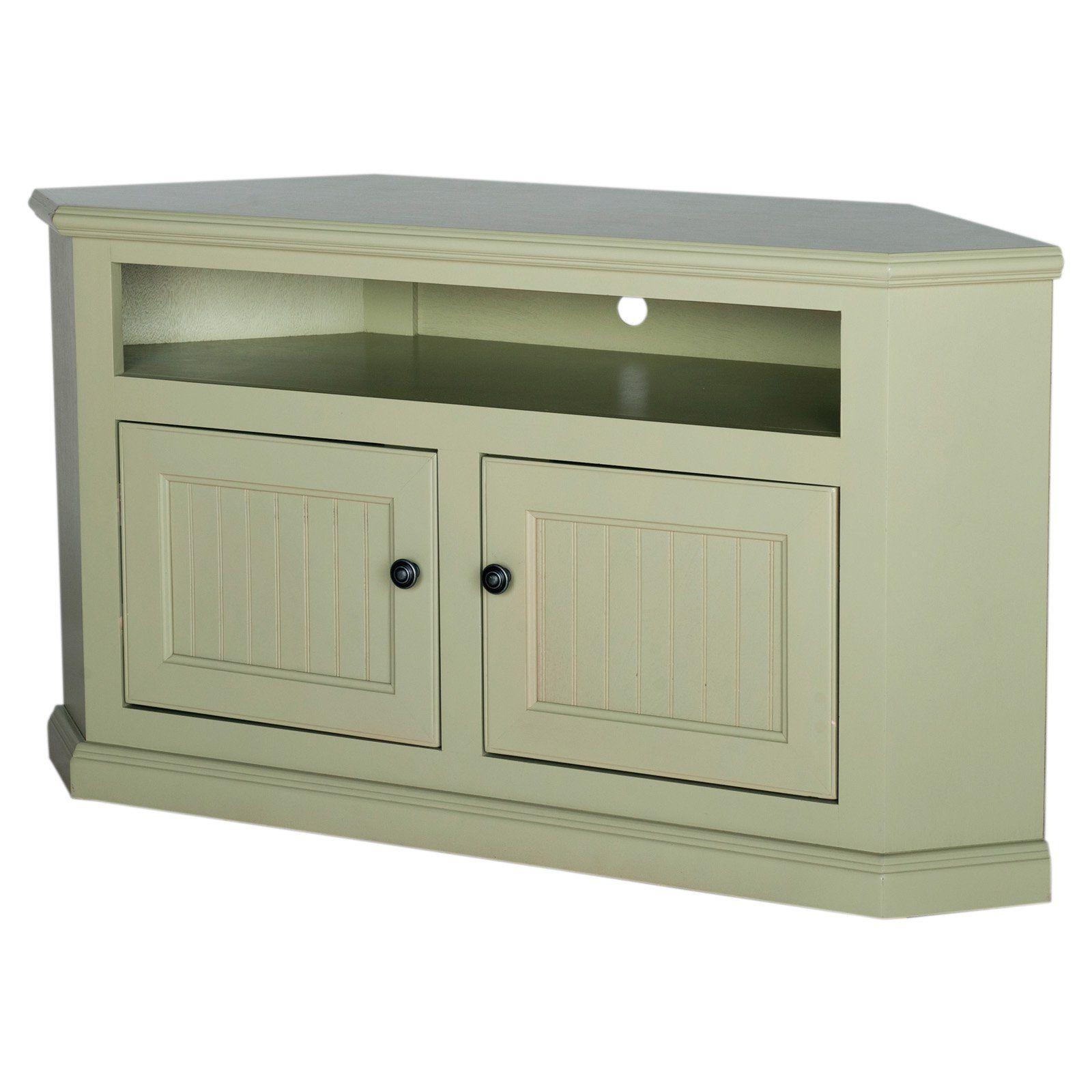 Eagle Furniture Coastal 40 In Corner Tv Stand
