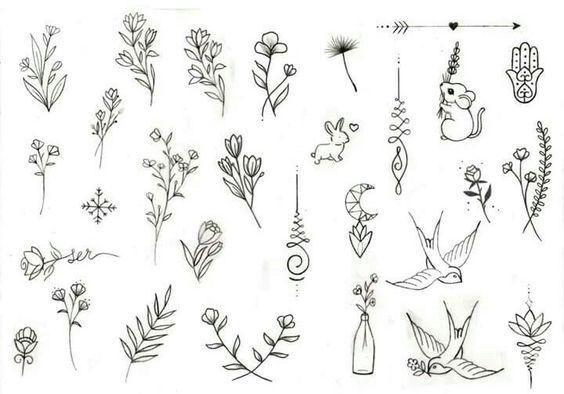 Pin De Jasmine Jameson Em Tattoo Tatuagens Pequenas Tatuagens