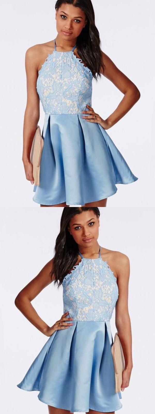 Short aline amy homecoming dresses pinterest