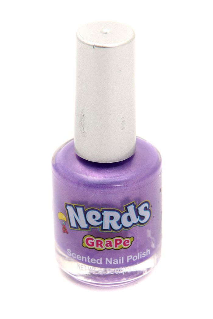 Nerds Grape Scented Nail Polish $3.99 | (old)Stuff - Unicorns and ...