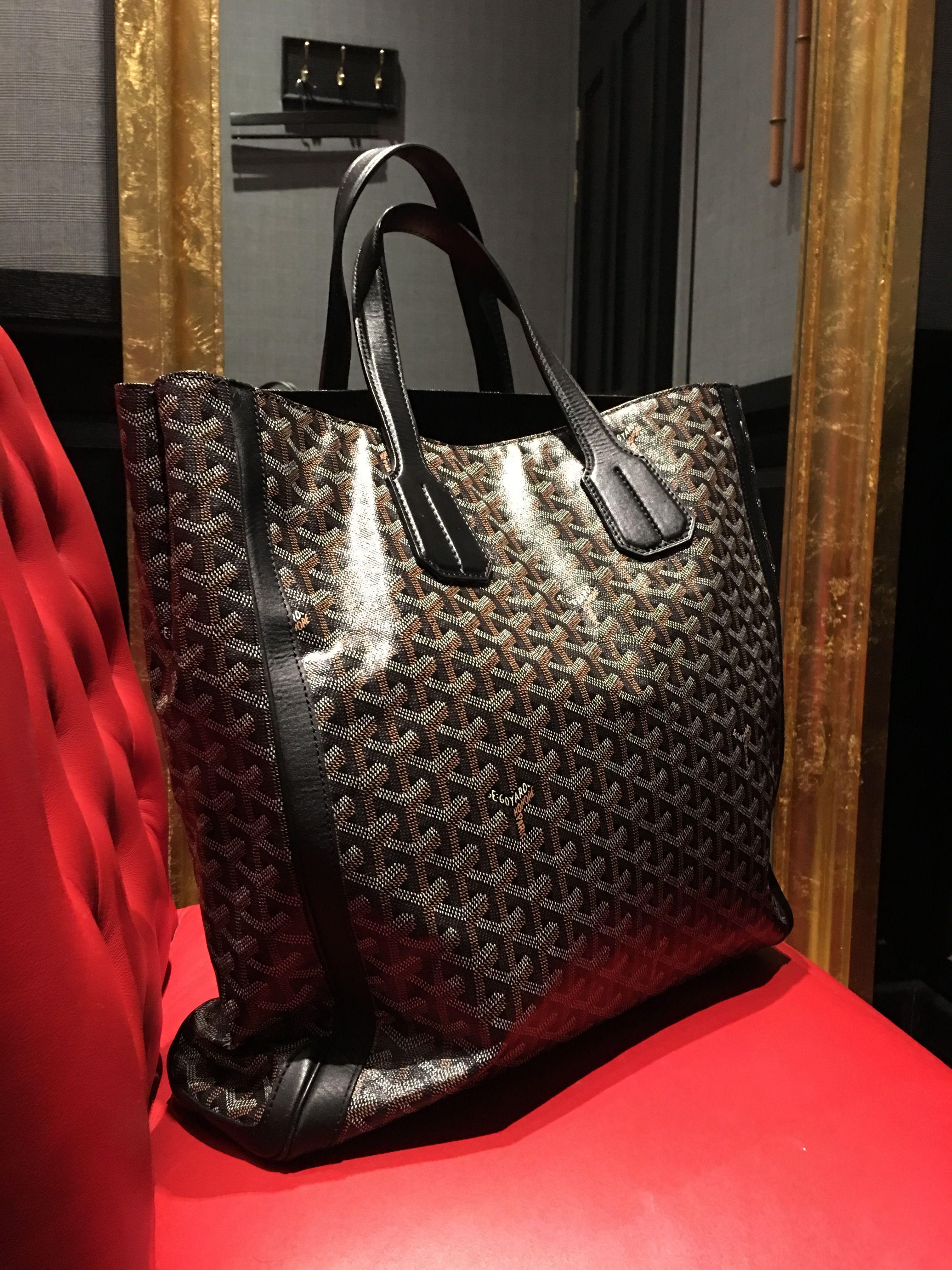 71bba605bb Goyard Voltaire bag | Murse & more... in 2019 | Goyard bag, Bags ...