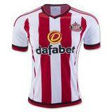 15-16 AFC Sunderland Cheap Home Replica Jersey [C272]