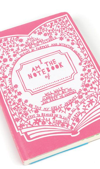 notebook { blooms } ColorFresh palette on FamilyFreshCooking.com