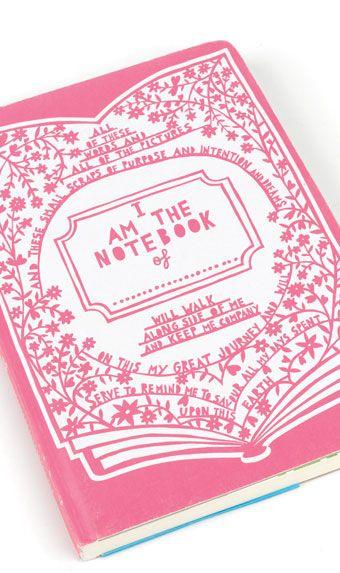 notebook { blooms } ColorFresh palette on FamilyFreshCooking.com
