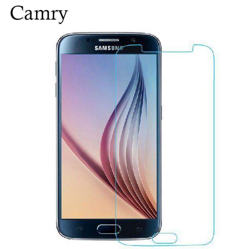 For Samsung Galaxy S6 Tempered Glass For Samsung Galaxy S6 SM-G920F Screen Protector Glass Film pelicula de vidro