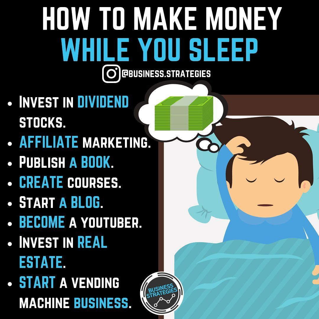 Which Income Source Is Your Favourite Check The Link In My Bio And Receive A 10 Lifetime Discoun Business Money Financial Life Hacks Financial Motivation