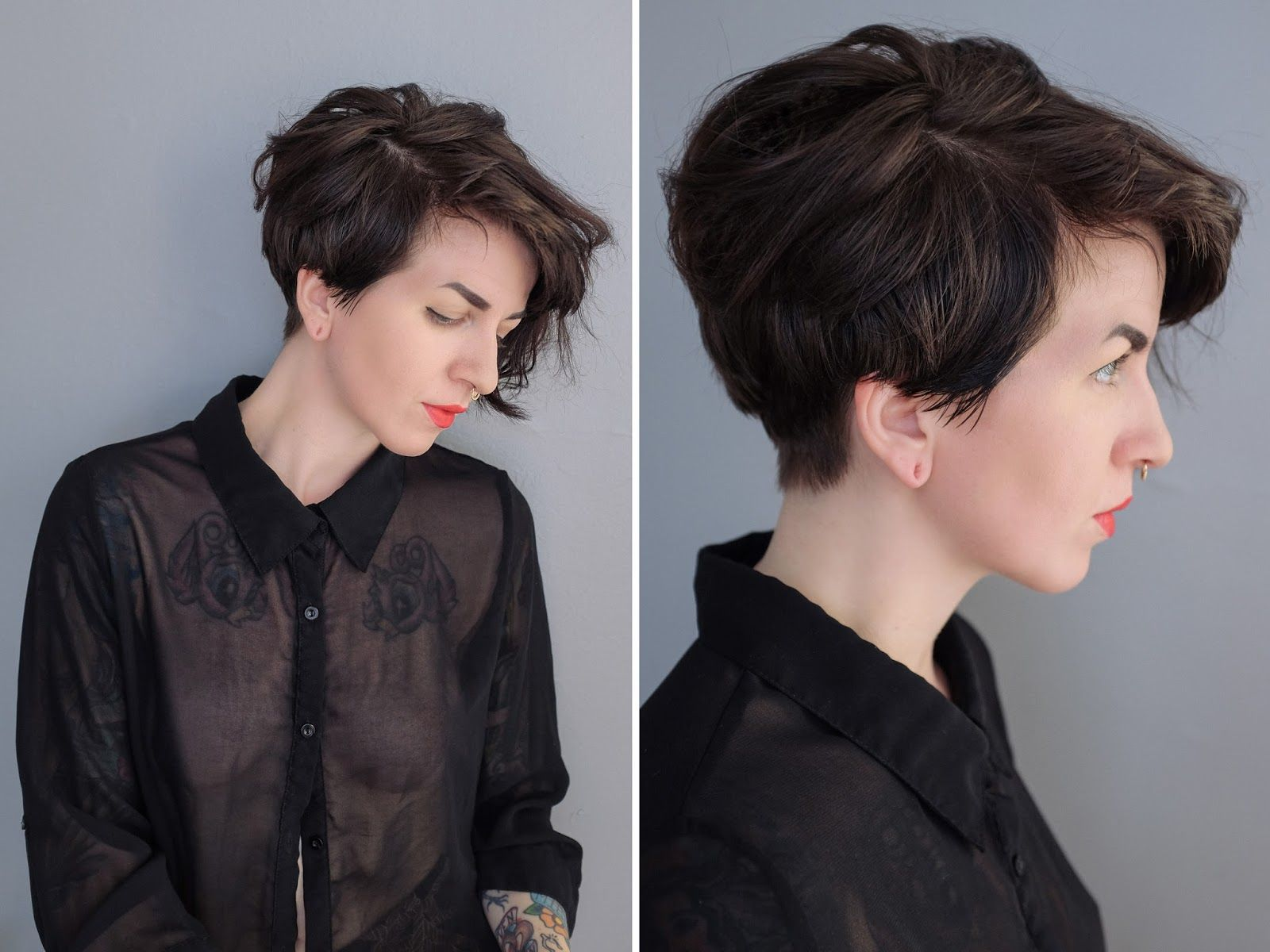 Growing Out An Undercut Growing Out Undercut Hair Styles Undercut Hairstyles