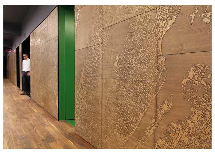 Corridor Design Color: Mono-and-way-finding_Octavian-Advisors-by-Adjaye