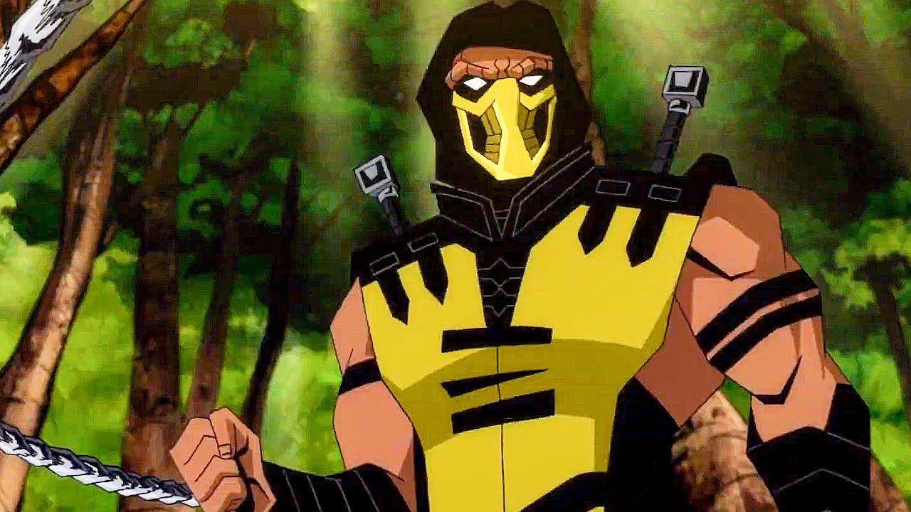 Mortal Kombat Legends Scorpion S Revenge Trailer 2020 Youtube In 2020 Mortal Kombat Revenge Animation Movie