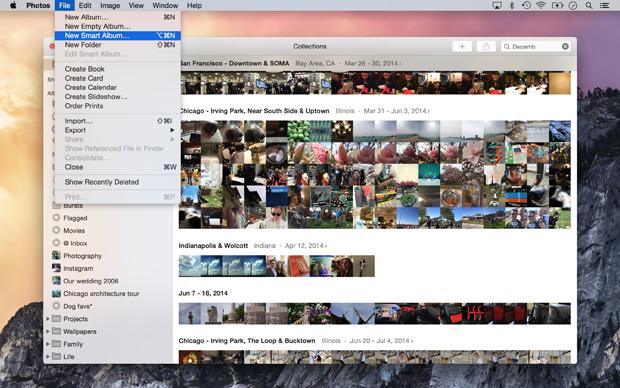 New Photos app for Mac How to Organize Photos MacLife
