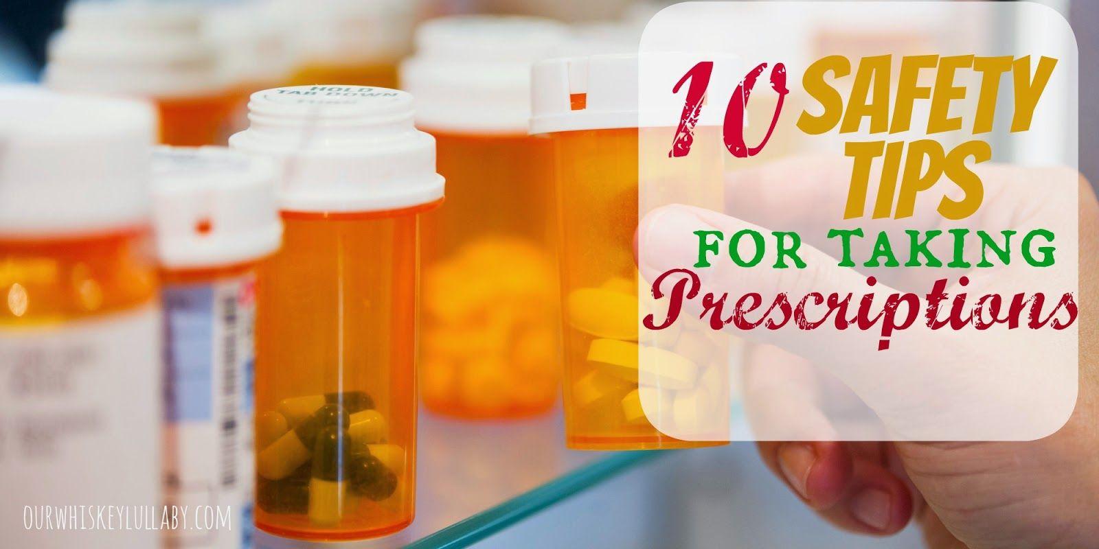 Tips For Taking Medicines Safely Alignmyrefills Ad