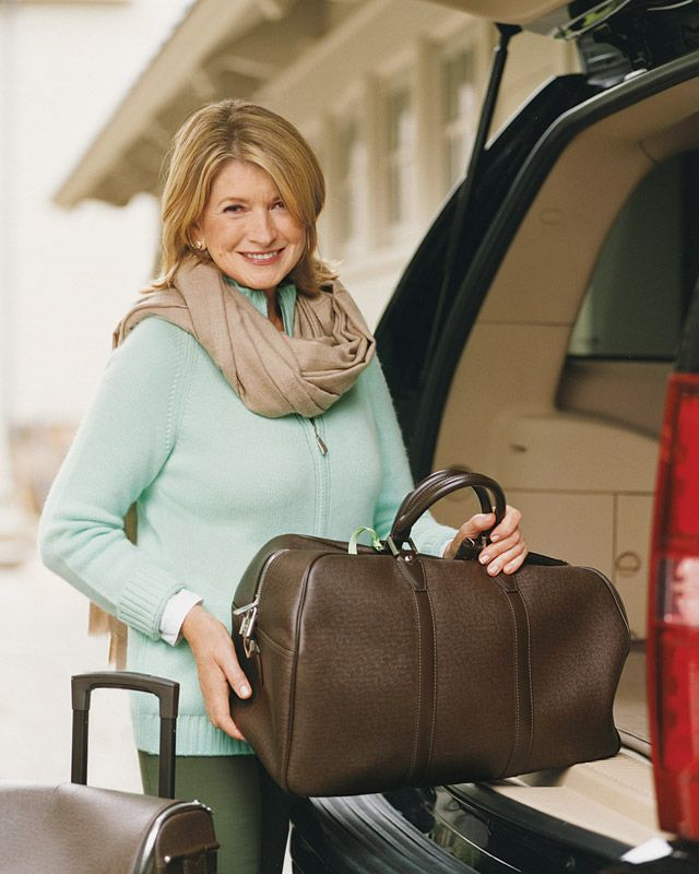 Taking the problems out of packing. Not a Martha Stewart fan but there are some good tips.