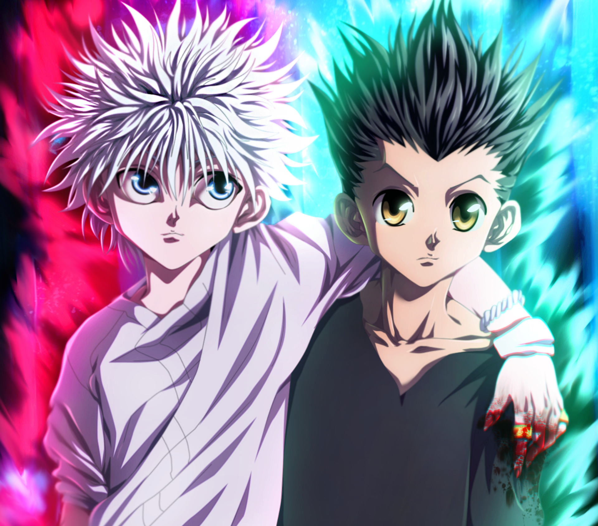 Click To Join Hunter X Hunter Fandom On Thefandome Com Anime