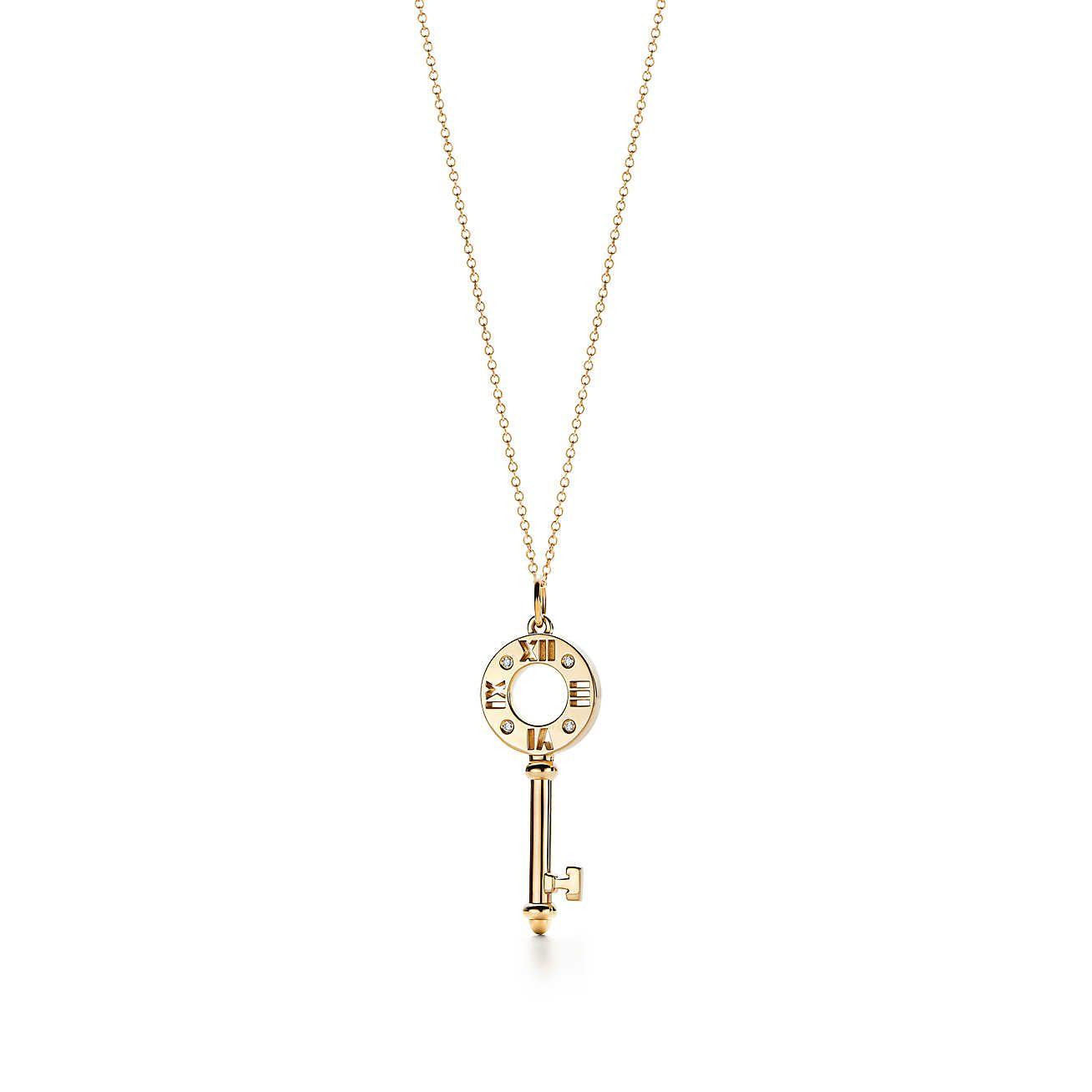 efdd413348c0d Atlas® Pierced Key in 2019 | A Wife's Wish List | Tiffany key ...