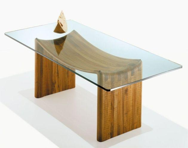 Choisir une belle table salle à manger moderne
