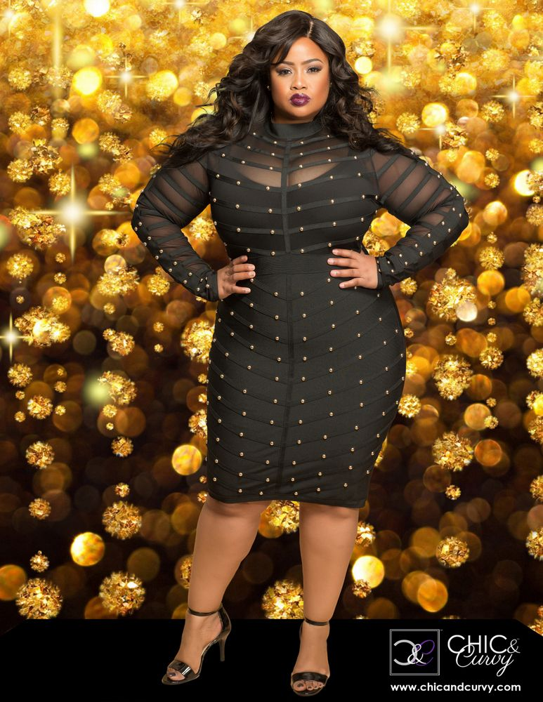 f72dfdaddffd First Look  Chic  amp  Curvy Holiday Collection  http   thecurvyfashionista.com