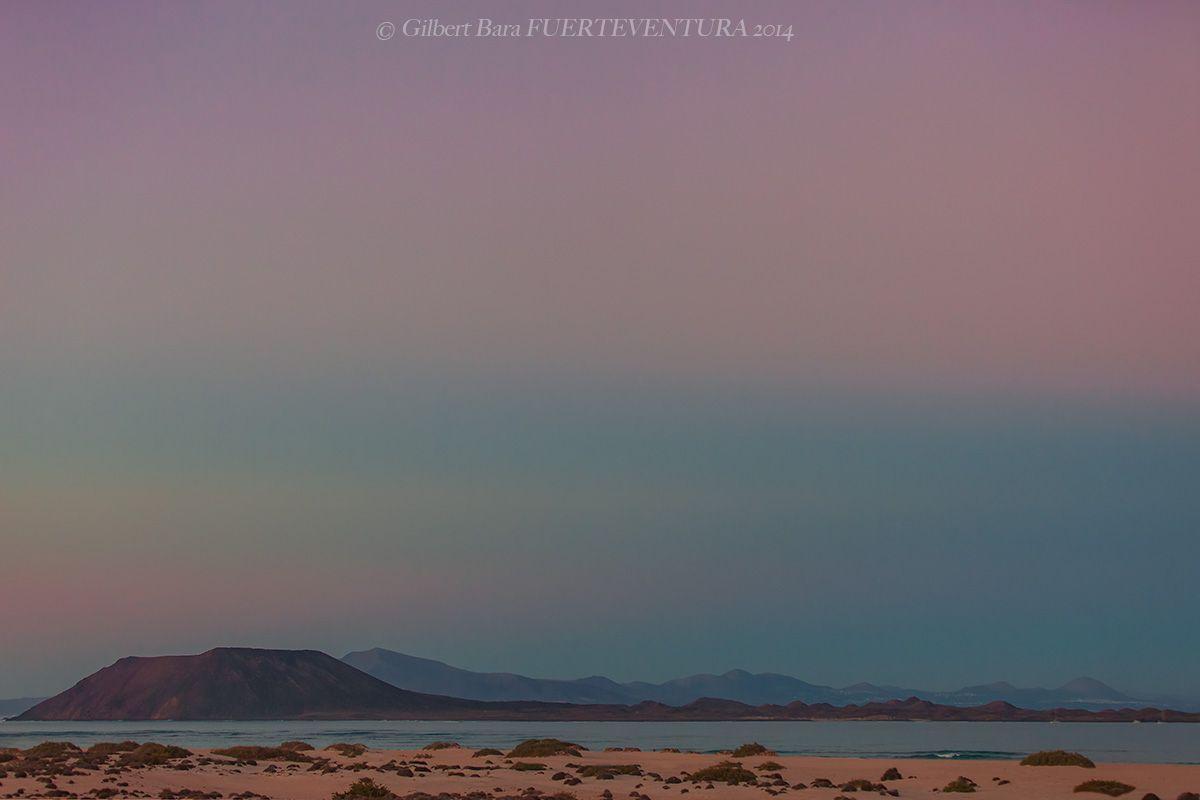 Glas beach a Fuerteventura octobre 2014