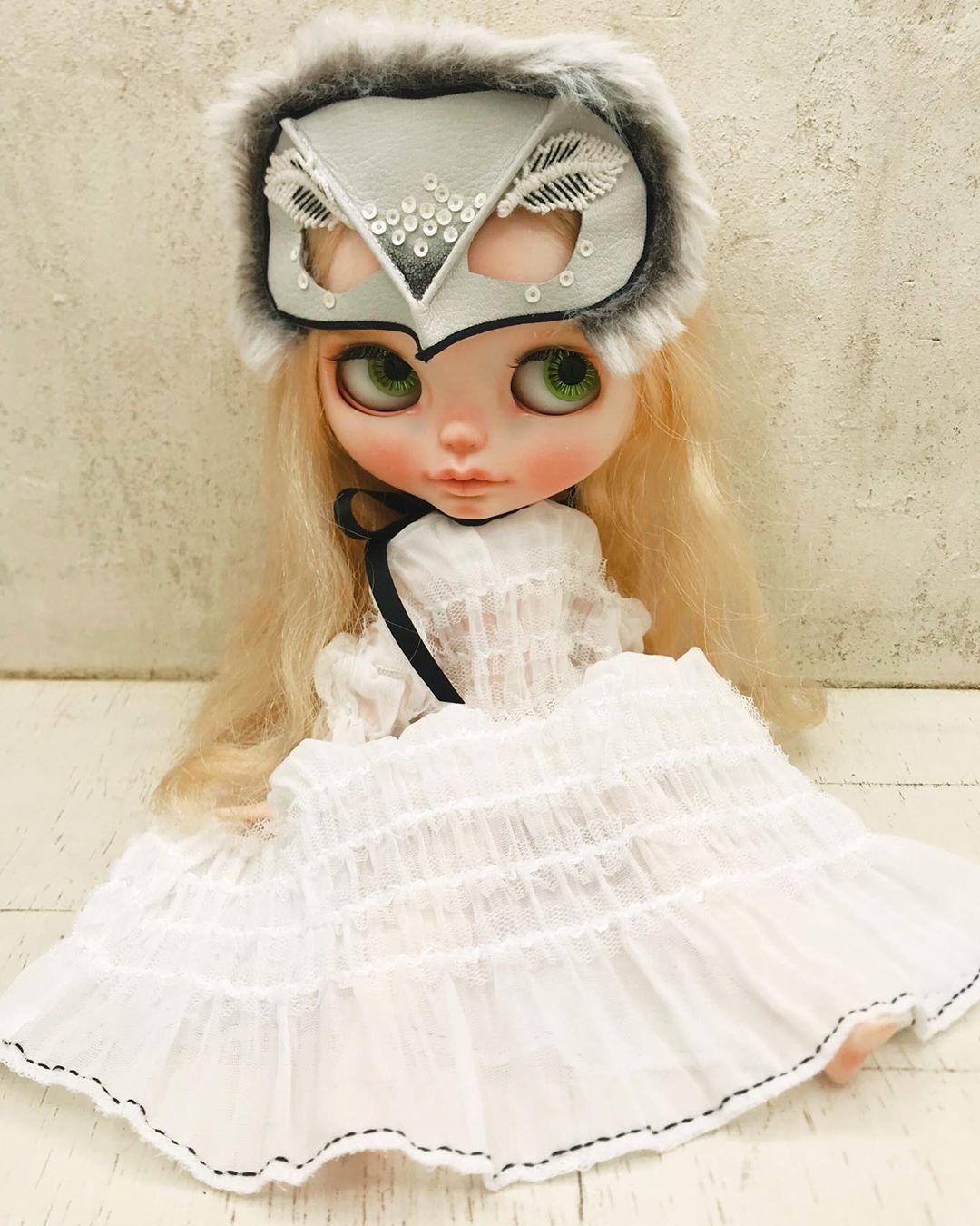 doll 2 おしゃれまとめの人気アイデア pinterest marcilia フクロウ 仮面 可愛い