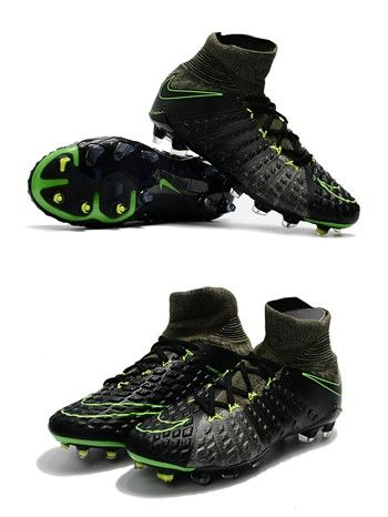 buy popular d27cc def89 New Flyknit Nike Hypervenom Phantom 3 DF FG Soccer Boot ...