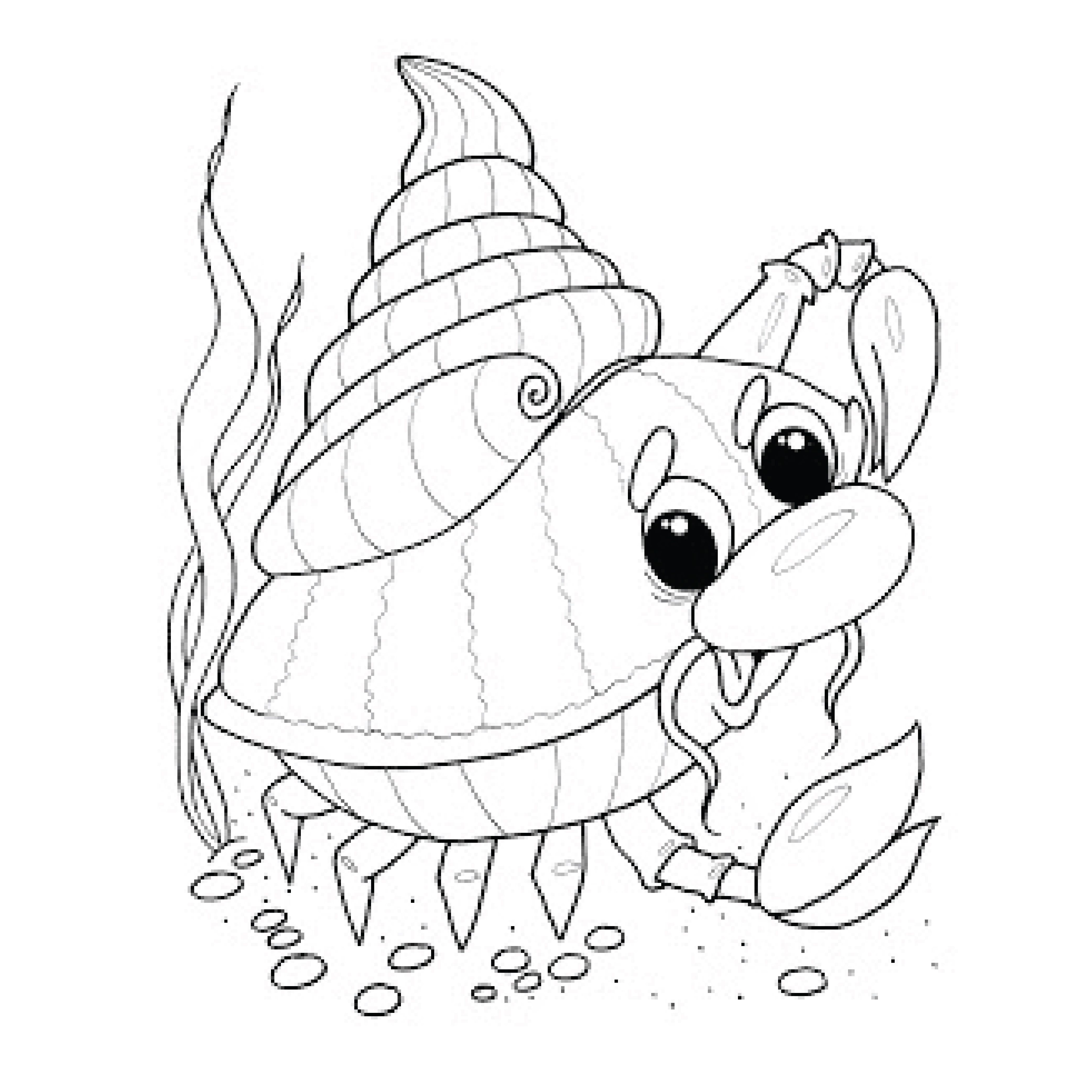 Kishor_artist: I will make black and white coloring page