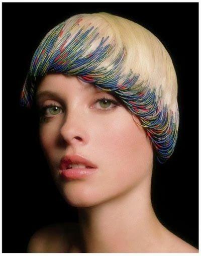 Comment enfiler des perles sur vos cheveux ! - Plumetis Magazine