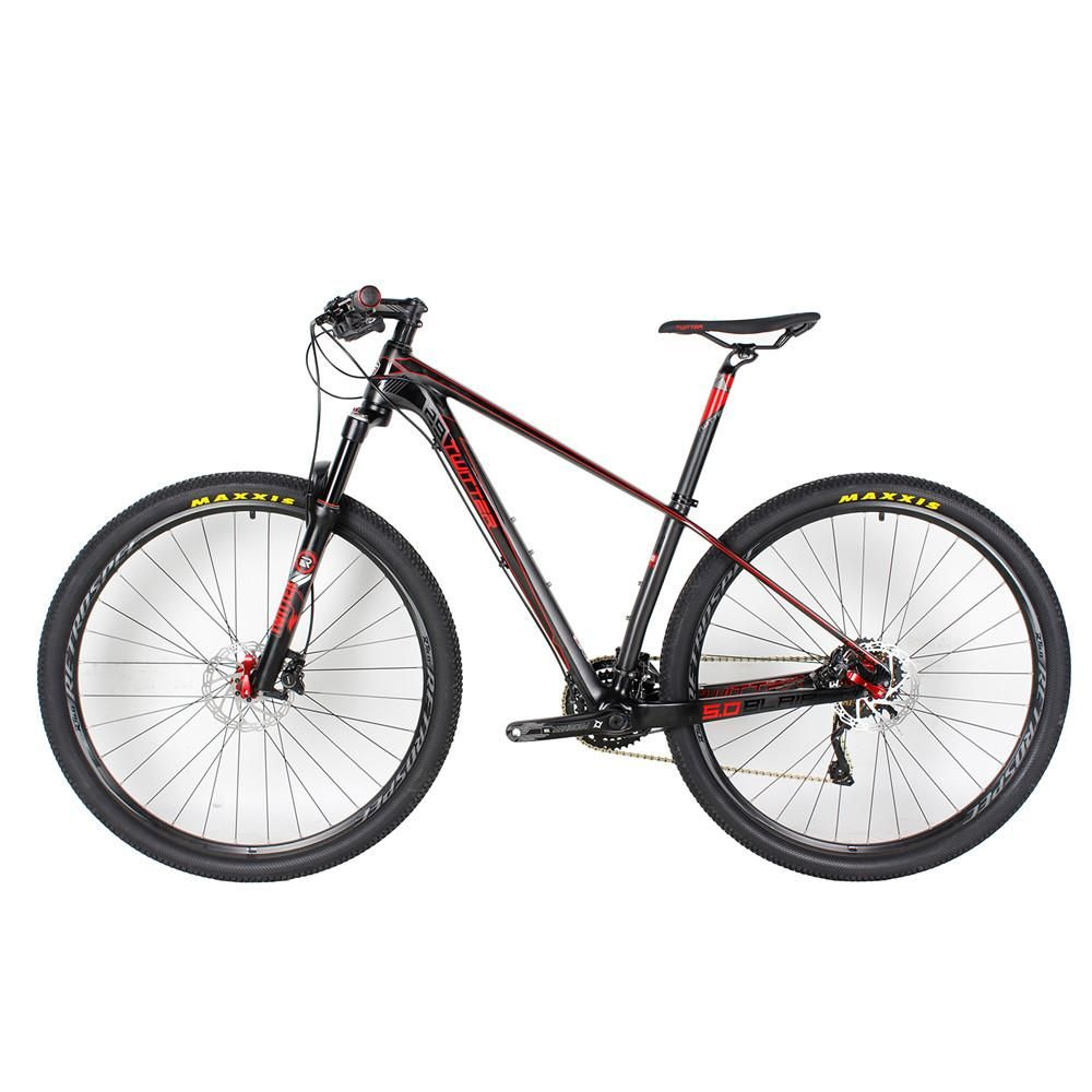 Complete MTB Bicycle Carbon Frame, Full Carbon 29er Mountain ...