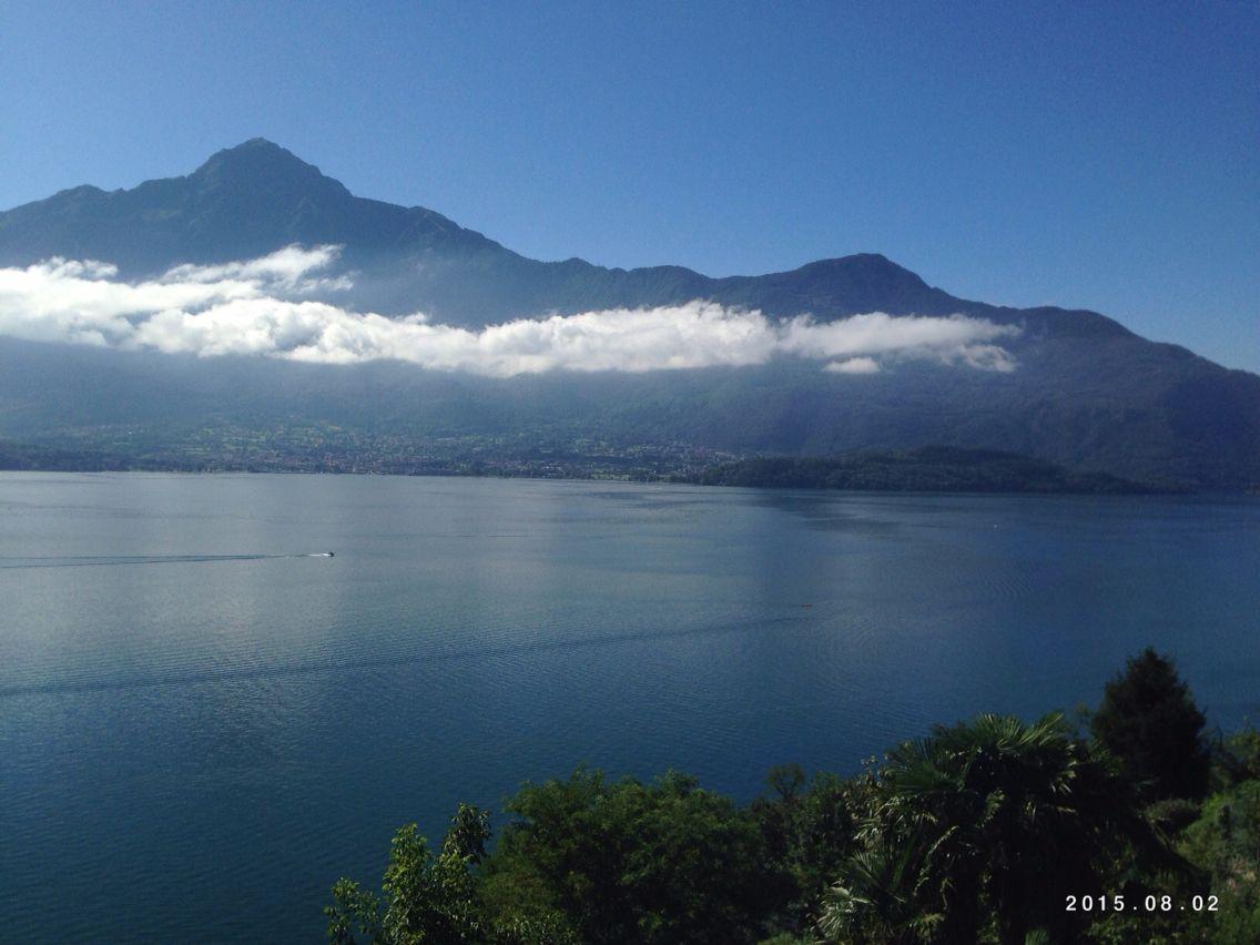 Lago du Como (Comersee) | Comersee, Reisen
