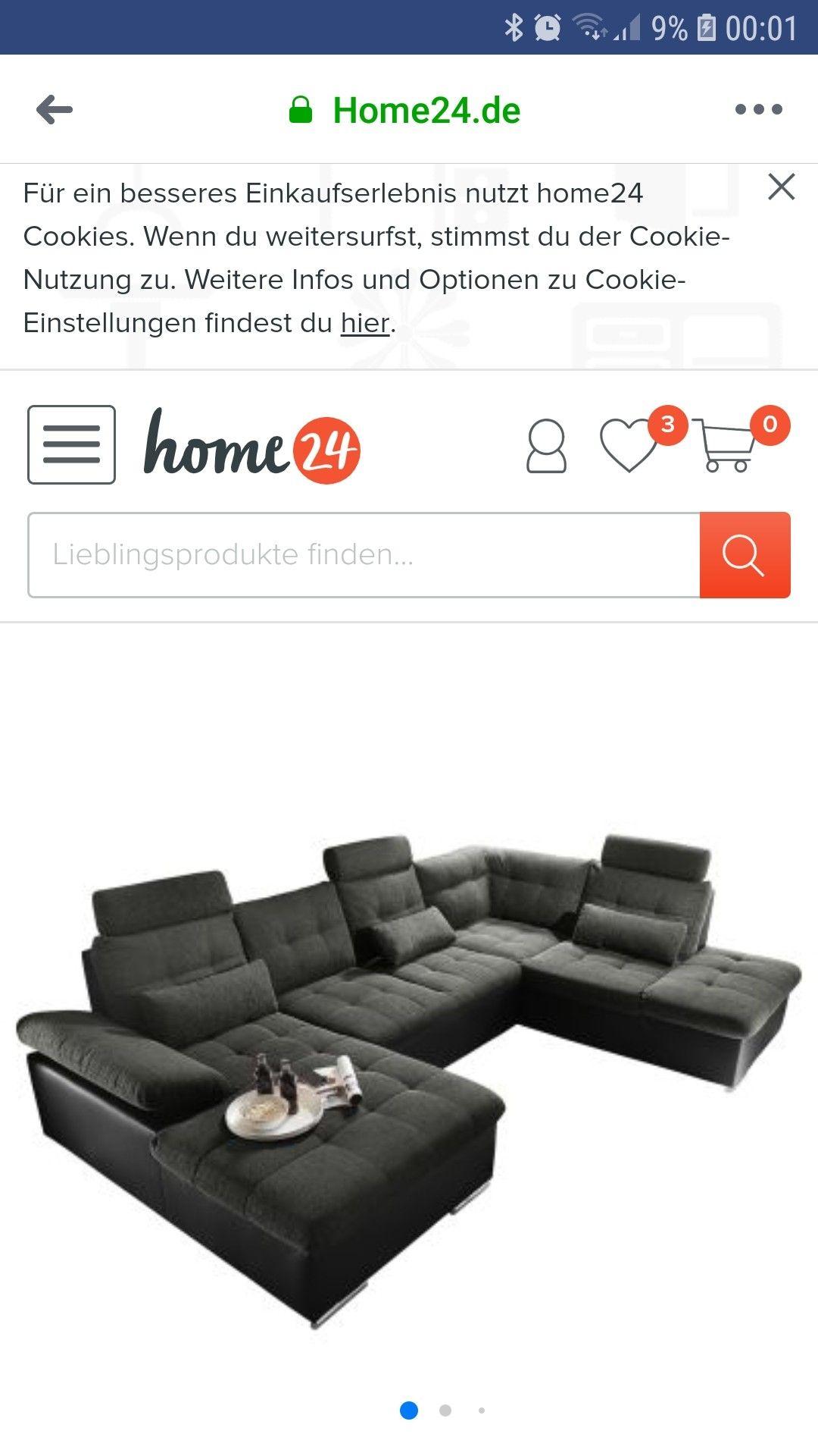 Pin Von Ellen Swoboda Thomsen Auf Sofa Einkaufen Home24 Produkt