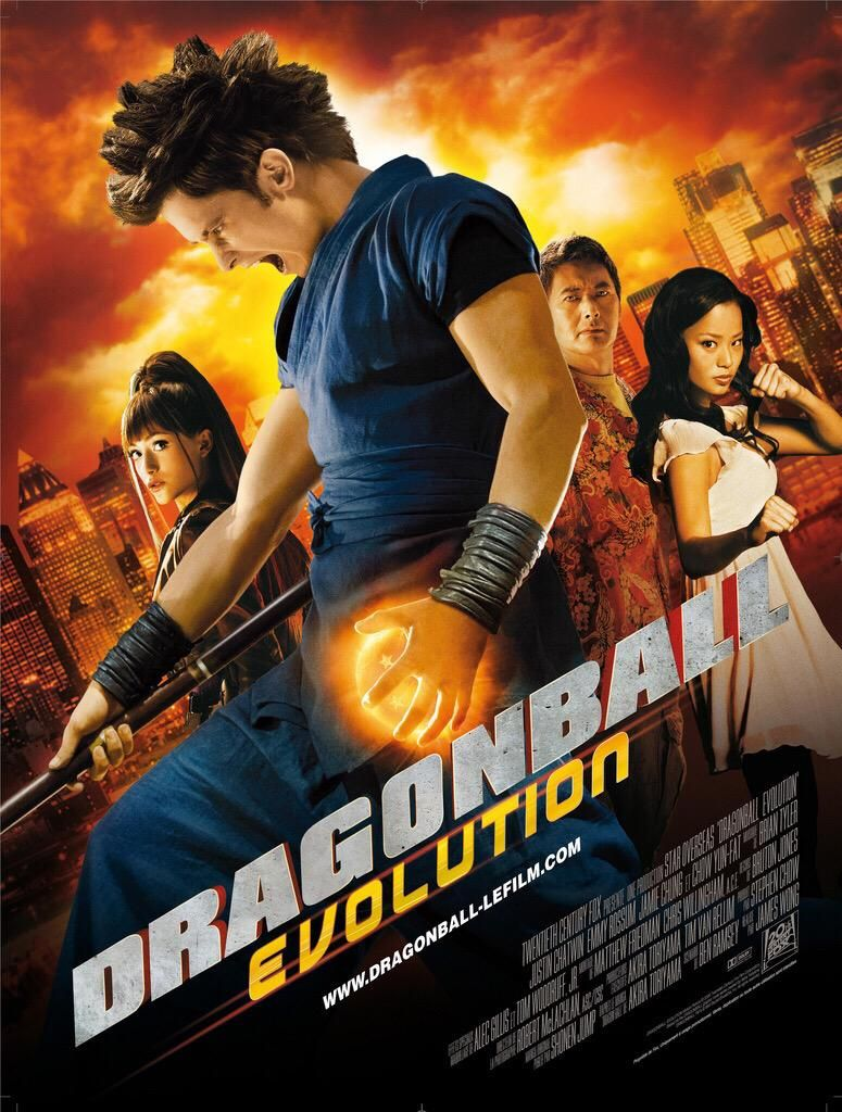 Comicbook Now On Twitter Dragonball Evolution English Movies Evolution