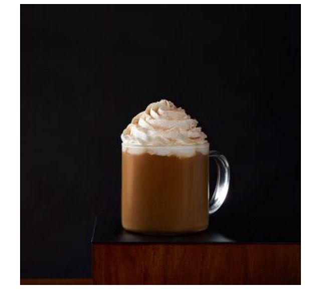 CINNAMON DOLCE LATTE Ingredients-milk, Brewed Espresso