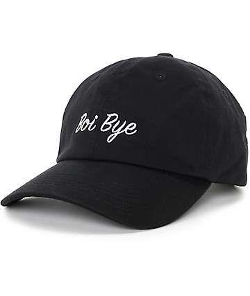 e66f9a72857 Empyre Solstice Boi Bye Black Baseball Hat