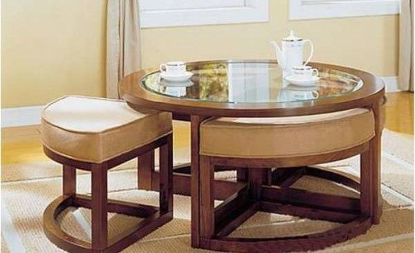 coffee-table-10 | ottoman | Pinterest