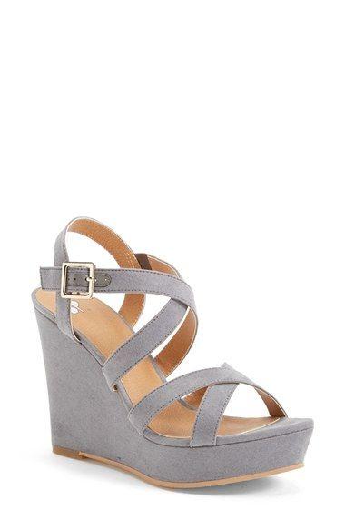 Bp Summers Wedge Sandal Women Nordstrom Summer Sandals Wedge Wedge Sandals Shoes