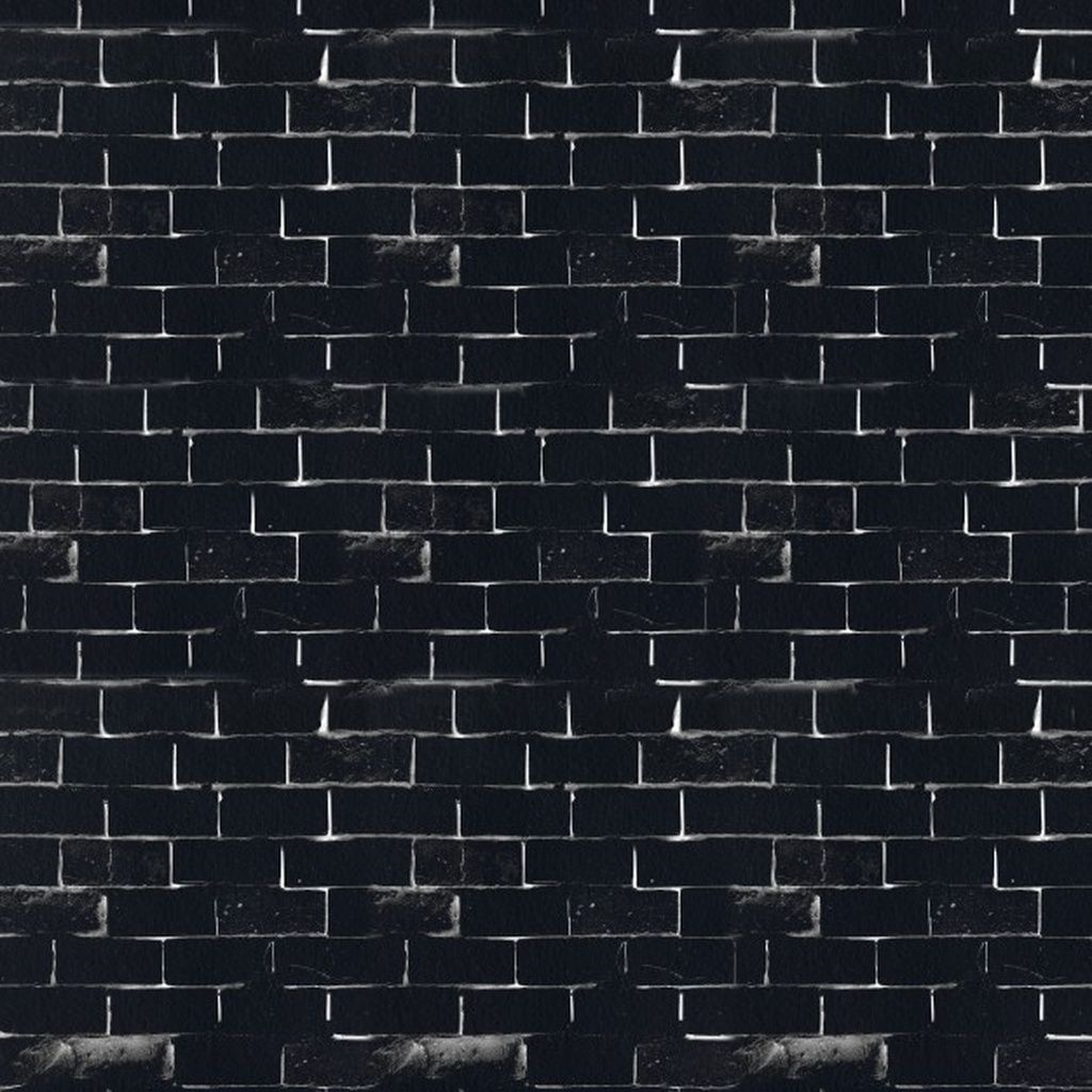 Black And White Brick Wall Paid Affiliate Paid White Brick Wall Black White Brick Walls White Brick Black And White
