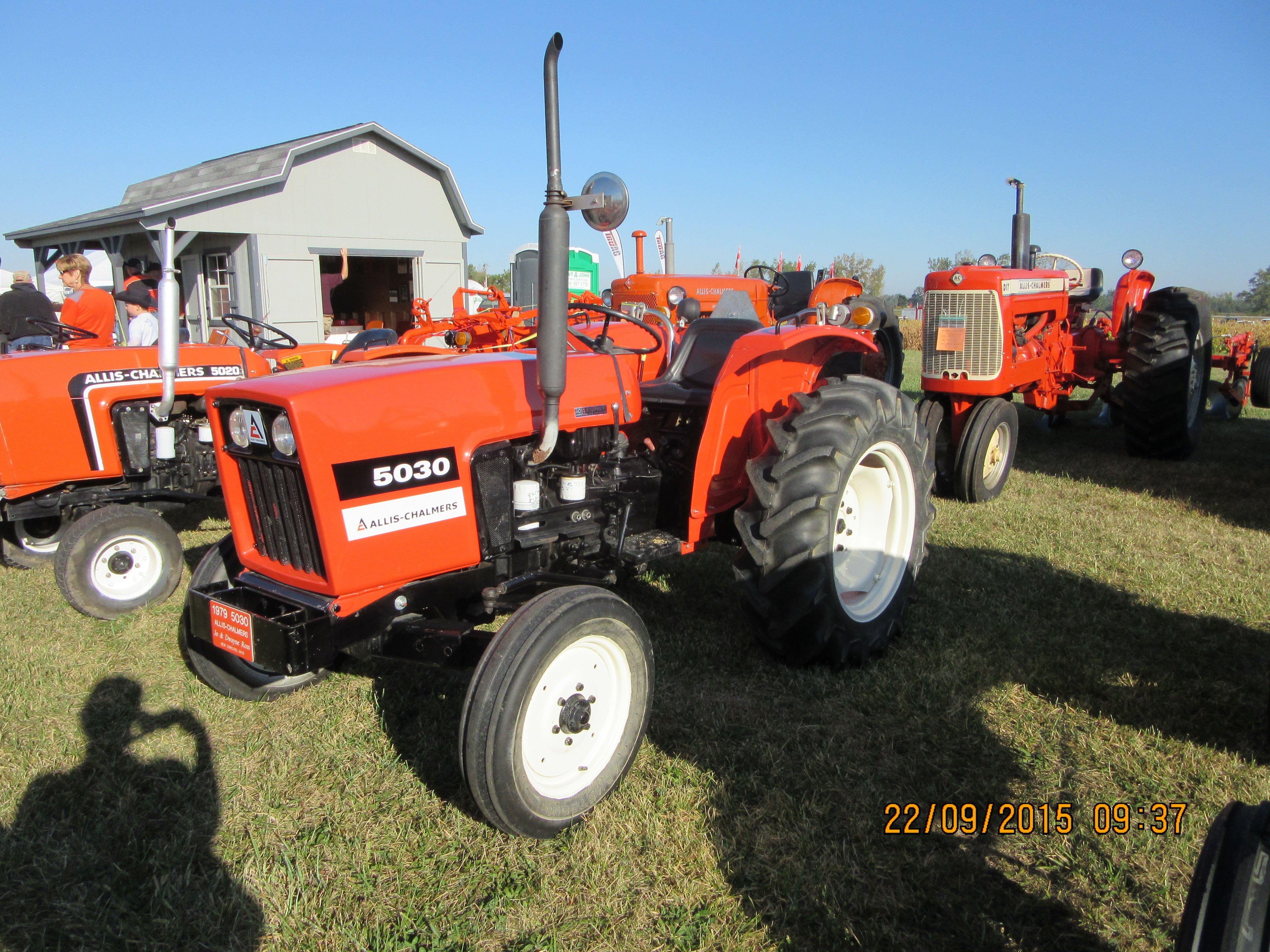 26hp Allis Chalmers 5030 | Allis-Chalmers | Allis chalmers tractors
