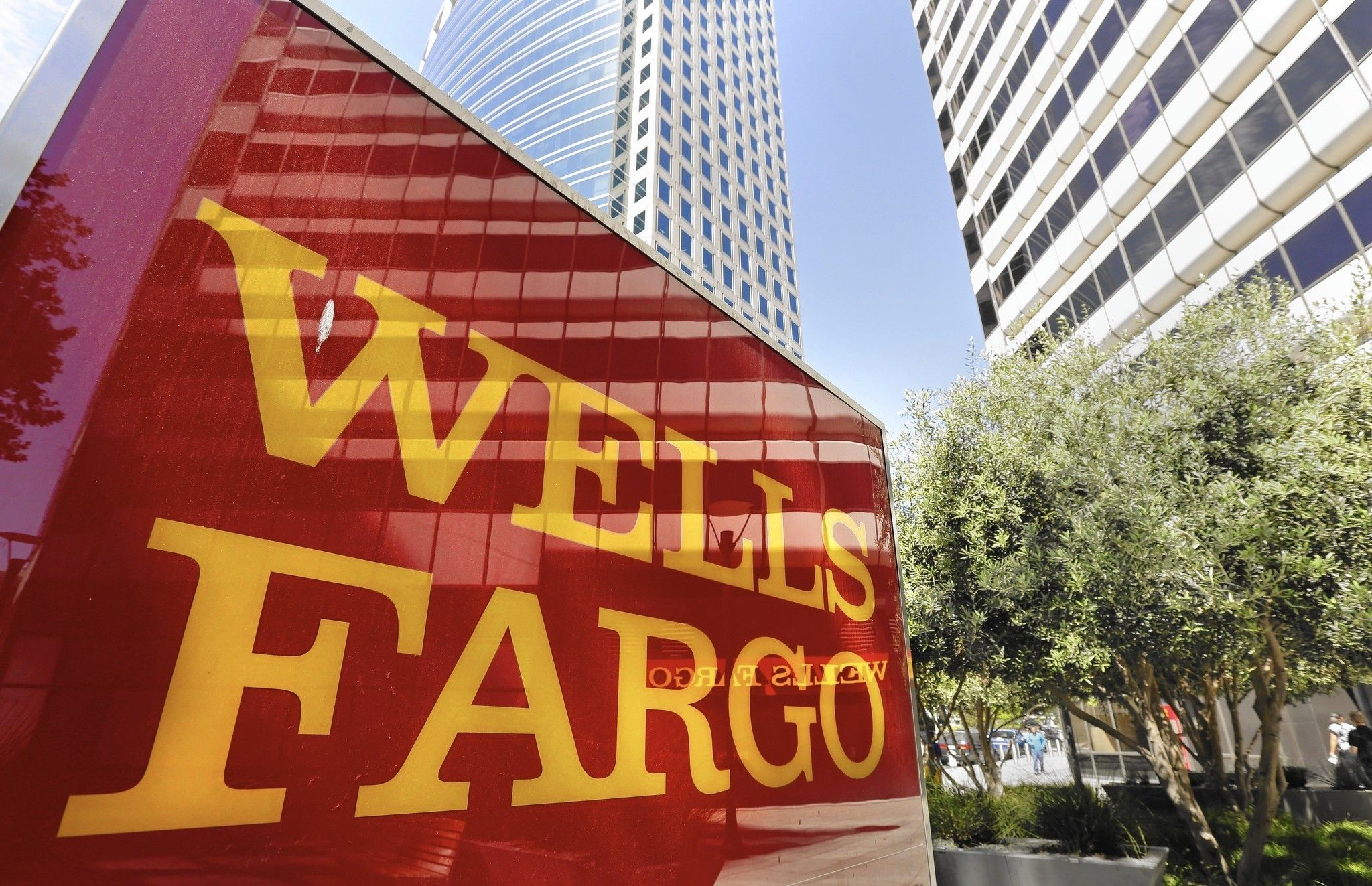 L.A. sues Wells Fargo, alleging 'unlawful and fraudulent
