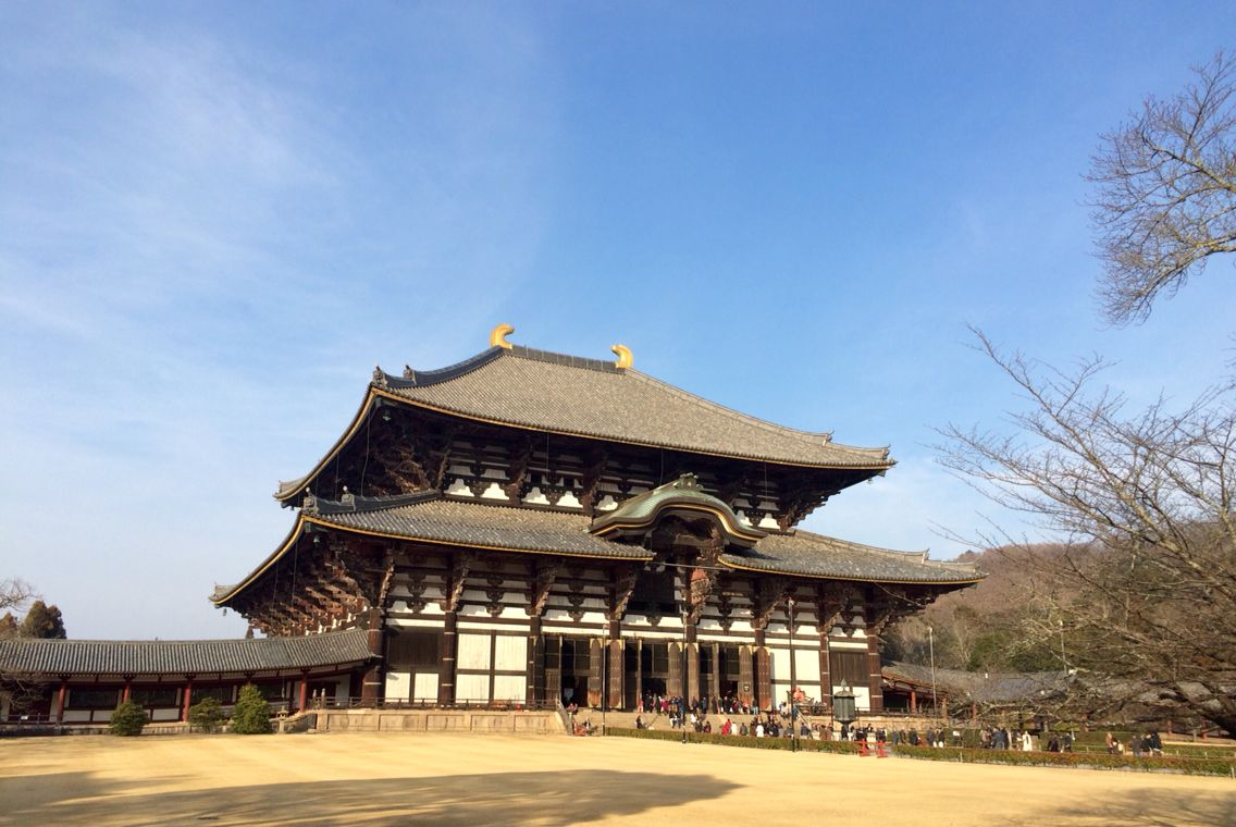 Todai-ji Temple Nara Kyoto