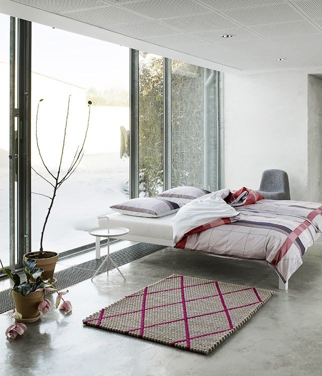HAY bedding