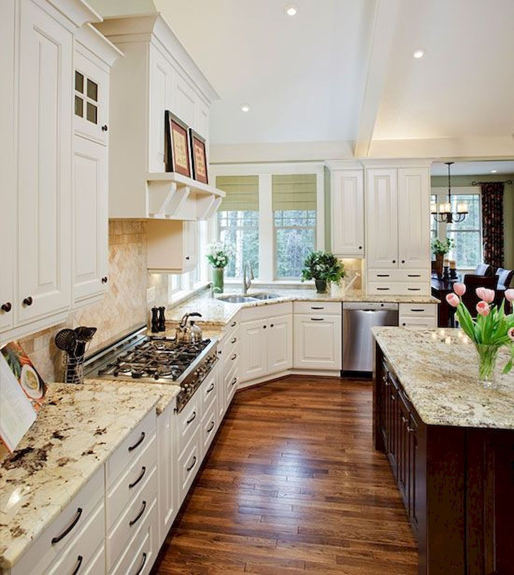 Cool Calm And Functional Kitchen: 70+ Contemporary & Functional Kitchen Layout Ideas