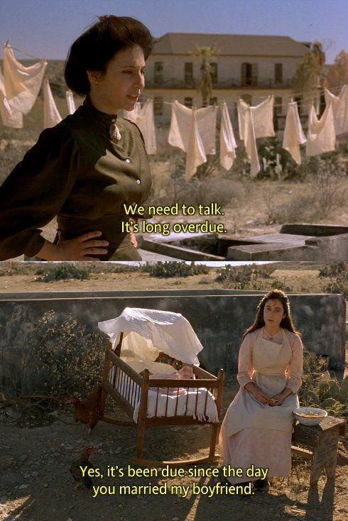 Como Agua Para Chocolate (Like Water for Chocolate) This movie ...
