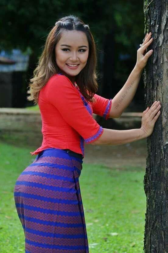 Myanmar Girl