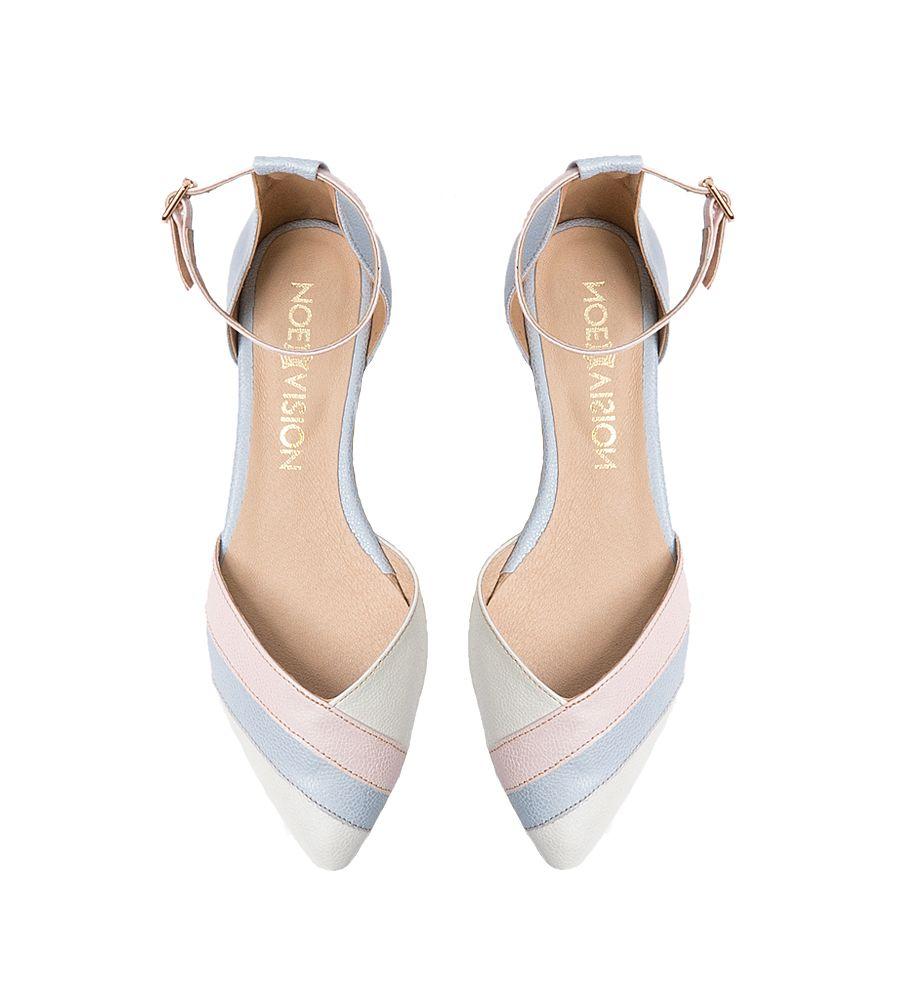 Czolenka Na Wysokim Obcasie Pudrowy Roz Stiletto Heels Valentino Studs