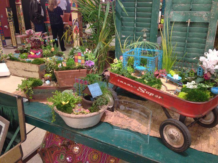 gipsy garden   Gypsy Garden 4   Fairy garden   Pinterest   Récup au ...