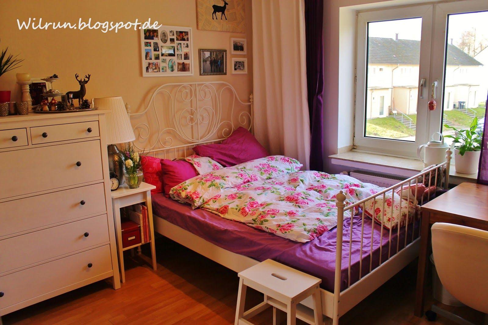 Wilrun: Meine 12 Quadratmeter | Room | Schlafzimmer und Wg zimmer