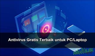 5 Antivirus Gratis Terbaik Untuk Pc Laptop Terbaru Di Tahun 2020 Di 2020 Selancar Keamanan Komputer Laptop