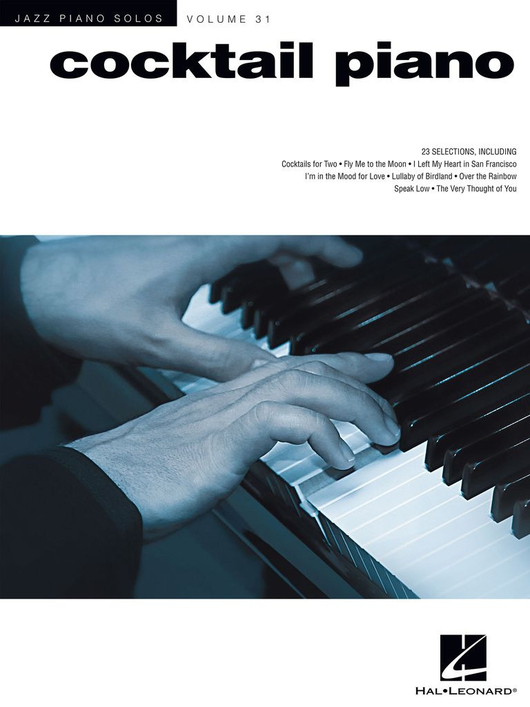 Cocktail Piano Jazz Piano Solos Series Volume 31 On Scribd Jazz Piano Piano Sheet Music Jazz