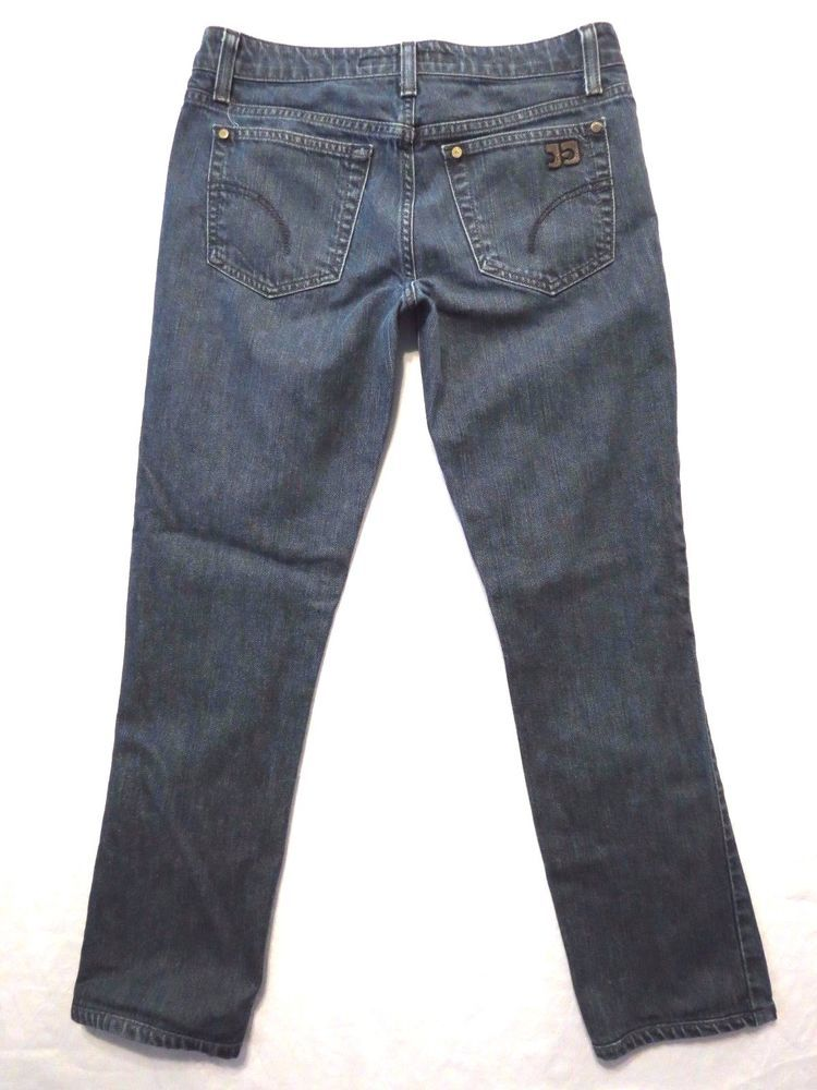 Joes size 26 Ankle skinny cigarette Otis medium wash Low rise waist Womens jeans #JoesJeans #Skinny #ankle