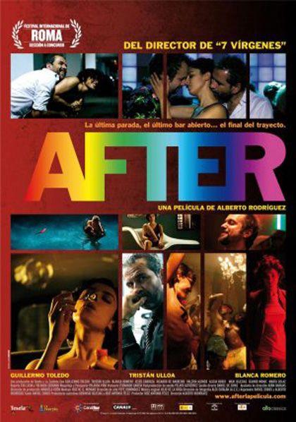 After, regia di Alberto Rodriguez - proiezione film